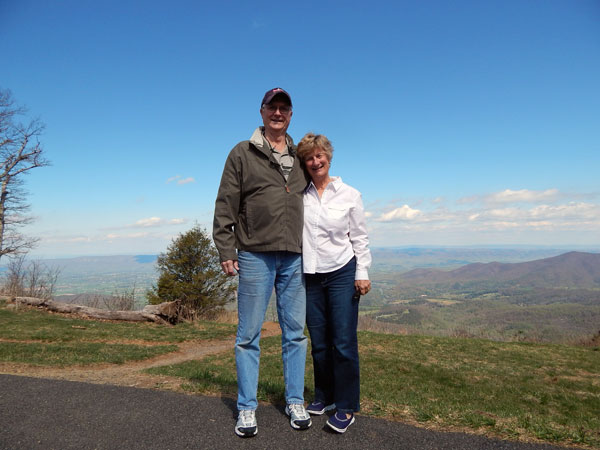 Tim and Molly Siemer Carty