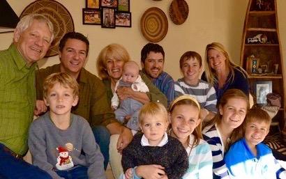 Tim Wagner family